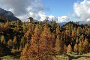 sentiero Italia - pelgrimstocht