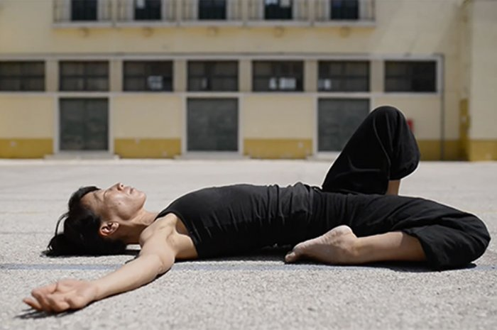 yoga ontladen