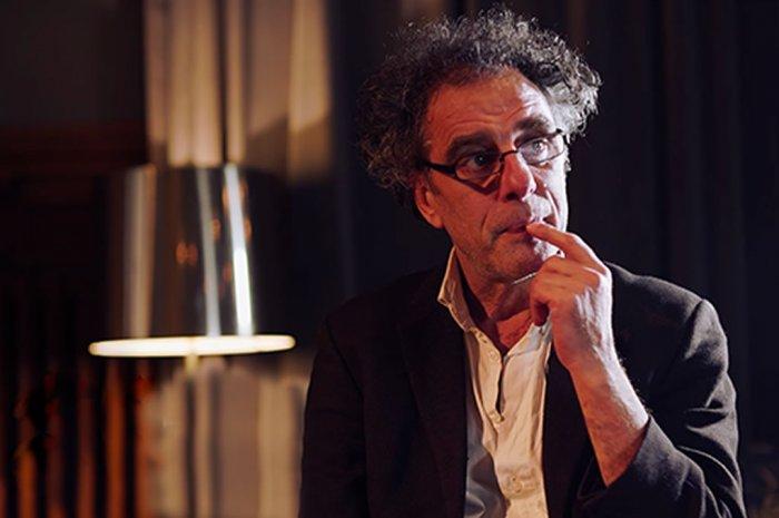 Just talking - Peter de Graef