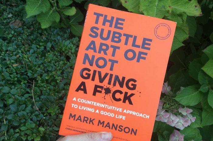 subtle art of not - persoonlijk leiderschap