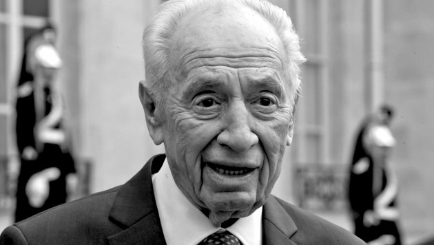 Een goede blik - Shimon Peres