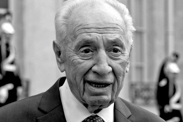 Oslo diaries - Shimon Peres
