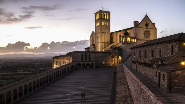 Cammino di San Francesco - leiderschapsreis