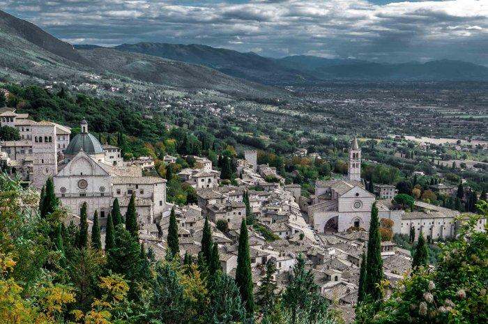 Cammino di San Francesco - leiderschapsreis - pelgrimstocht