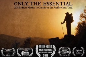 Documentaire - Only the essential - Pacific Crest Trail - wandelen