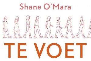 Boek - Te voet - Shane O'Mara - wandelen